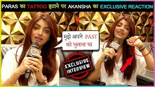 Akanksha Puri REACTS On Her New Tattoo, Gives Message To Her Haters | EXCLUSIVE INTERVIEW