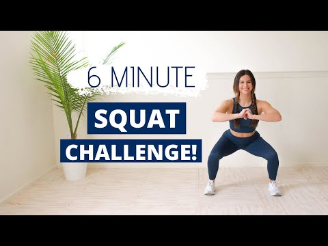 The 7-Minute Squat Routine