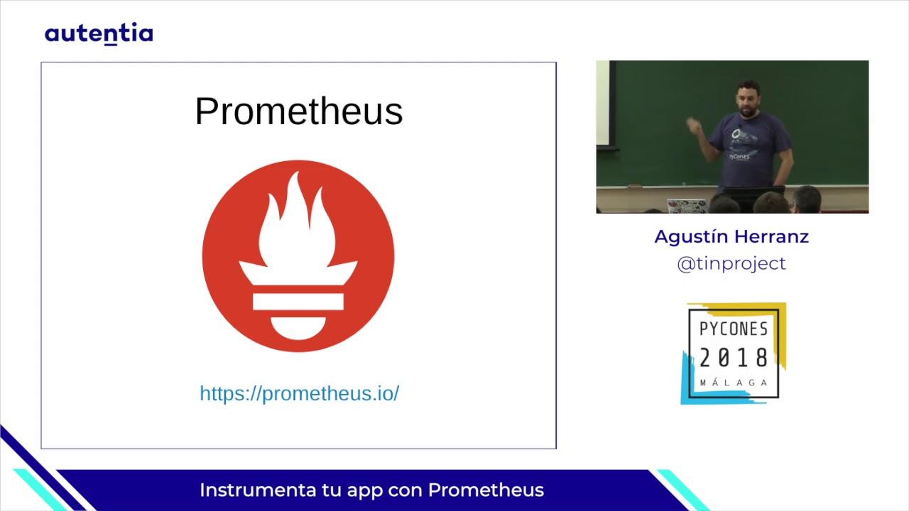 Image from Instrumenta tu app con Prometheus