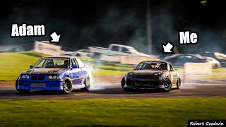 homepage tile video photo for Can The NEW LS3 take us to the Podium!? Battling for $20,000 Against PRO Drivers (Full Send Engaged)