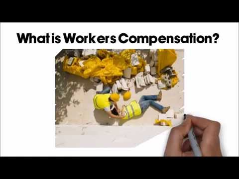 Workers' comp provides benefits for an employee who has suffered an injury or illness resulting from job-related duties. The benefits include medical and rehabilitation costs and lost wages.