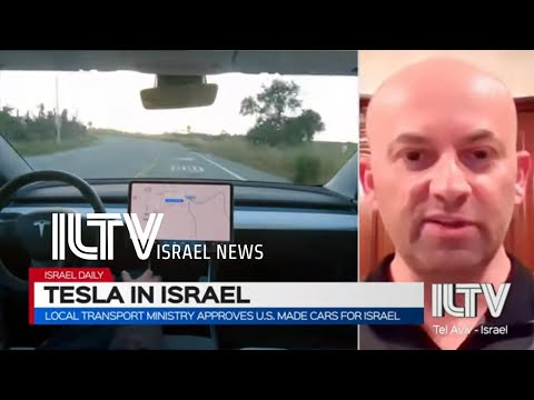 Local transport ministry approves tesla cars for Israel - Dr. Villy Abraham