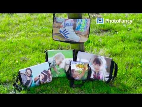 PhotoFancy - Taschen Mit Fotodruck Selbst Gestalten