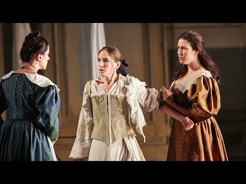 Ivor Bolton explores the music of Mozart's Le nozze di Figaro (The Royal Opera)