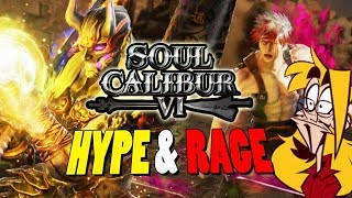 HYPE & RAGE: Soul Calibur 6 Compilation - Special Demo Event