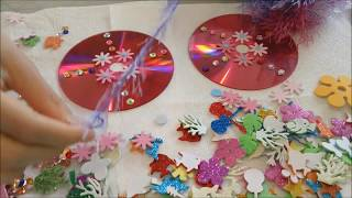 *kids Crafts*: Sparkling Decoration For Your Room!!!