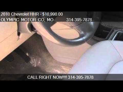 2010 Chevrolet Hhr Lt 4dr Wagon W 2lt For Sale In