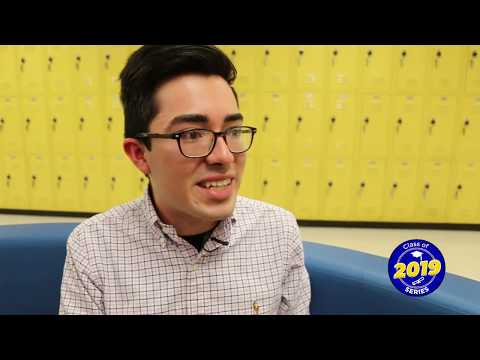 Advanced Learning Academy Valedictorian - Emmanuel Mendez