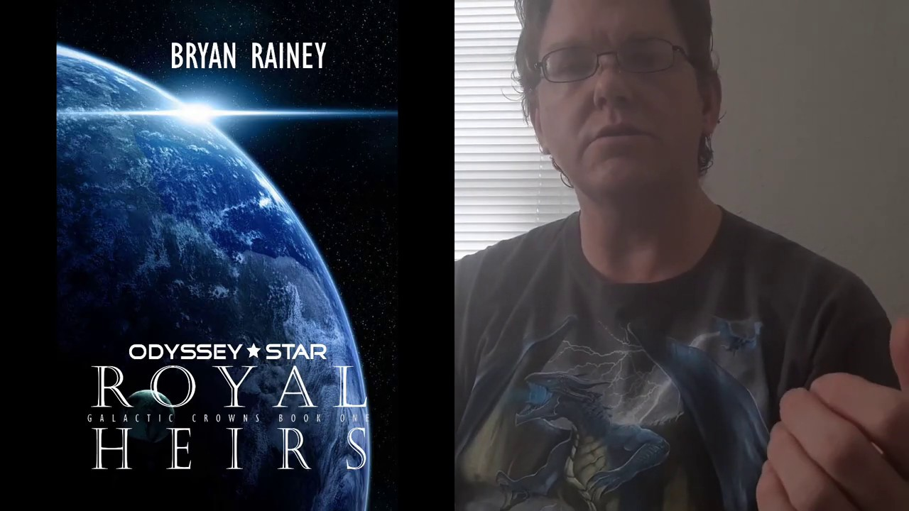 Author Awareness:  Bryan Rainey