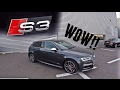 2017 AUDI S3 | TEST DRIVE | LAUNCH CONTROL!!