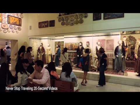 Athens -- The Benaki Museum
