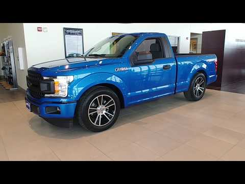 2019 Ford F150 Reg Cab 5.0! FCP Earthquake Edition! over 400 hp!