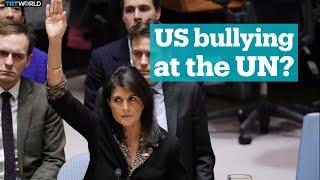Nikki Haley threatens UN members