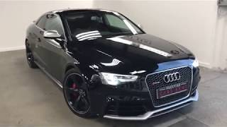 Audi RS5 Coupe Sport Edition 2015 Videos