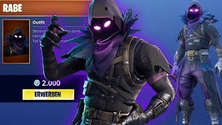 LeGEndäRer RAVEN Skin ist da! LET's go!!! | Fortnite Battle Royale