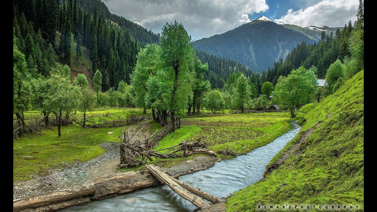 best 2016 azad kashmir, neelam valley travel and pak india