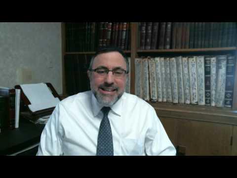 Video Vort - Teruma 5777 - Rabbi Etan Tokayer