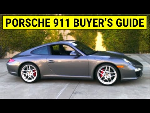 ✪ Which 911 should you buy? 996 vs 997 vs 991 - Porsche Buyer's Guide Part 1 ✪