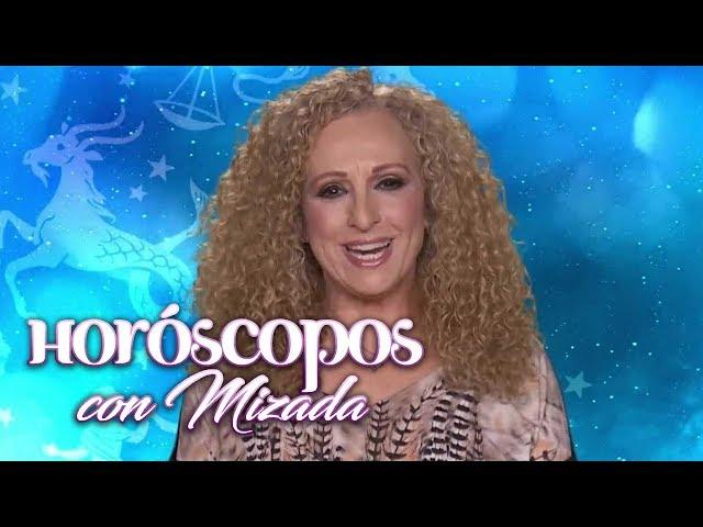 Los horóscopos de Mizada | Jueves 18 de octubre
