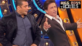Shahrukh Khan To Promote Dilwale on Salman Khans Bigg Boss 9 Double Trouble