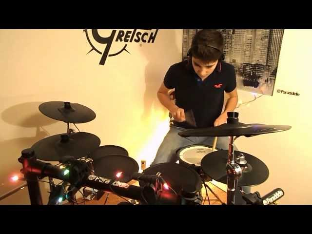 Drum drum chords for counting stars : Counting Stars' One Republic - Drum Cover - JoshCameronDrums - YouTube