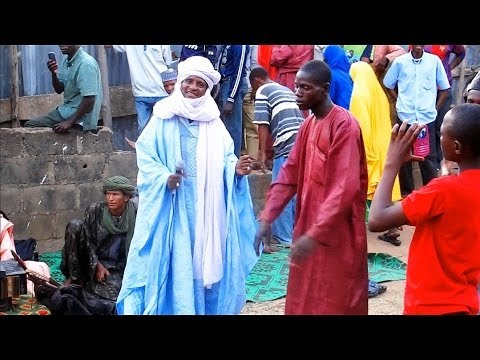 Niger Style Wedding Celebration