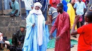 niger style wedding celebration