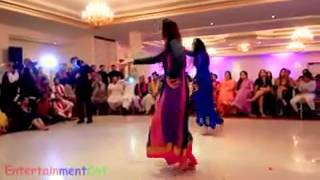 Mera Piya Ghar Aya   Mehndi Night Dance FULL HD   Video Dailymotion