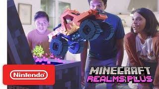 Minecraft Realms Plus - Nintendo Switch