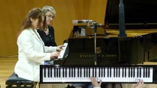 Импровизация на рояле с Ириной Смирновой. Урок 11
