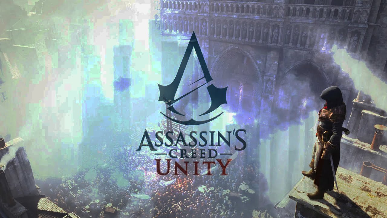 Assassin S Creed Unity Parkour Test Youtube