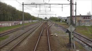 Repeat youtube video meerijden met de machinist van Hvhs naar Rtd
