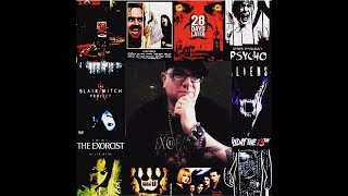 Countdown to Halloween  - Top 100 Horror Films (Part 1)