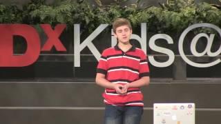 My Autistic X Factor   Brynjar Karl   TEDxKids@ElCajon