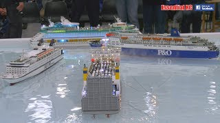 SUPER SCALE Radio Controlled (RC) PASSENGER AND CAR FERRIES (RC SHIPS and RC BOATS)