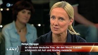 Helga Hengge zu Gast bei Markus Lanz, Mai 2017