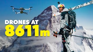 Can Drones Revolutionize Climbing the World's Deadliest Mountains? | K2 with Andrzej Bargiel