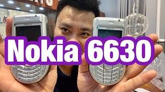 Nokia 6630 xin chính hãng