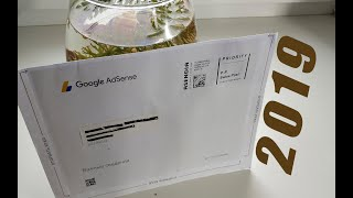 google AdSense 2019 - как зарабатывать (Подтверждение адреса (PIN-код))