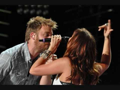 Charles Kelley and Hillary Scott- Can't take my eyes off you