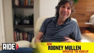 How Rodney Mullen Invented Kickflips thumbnail
