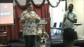 Shalom Vineyard Church 14 July 2013 Sunday Service