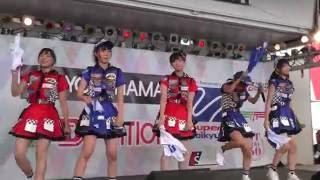 2016年9月3日 富士スピードウェイ TOYOTAガズー AKB48チーム8 2部のライ...