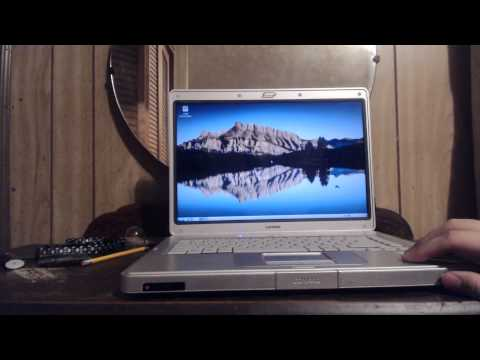 Overview: Compaq Presario V5000 Laptop