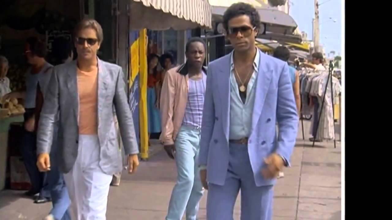 Miami Vice Don Johnson Memories Of The 80s Youtube