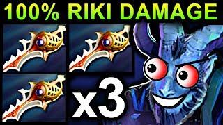 MONSTER RIKI DOTA 2 PATCH 7.06 NEW META PRO GAMEPLAY