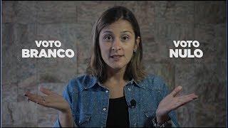 MITOS ELEITORAIS: voto branco e voto nulo são iguais?