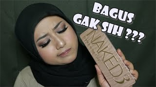 UD Naked 3 Palette Tutorial + Mini Review | Irma Melati (Bahasa Indonesia)