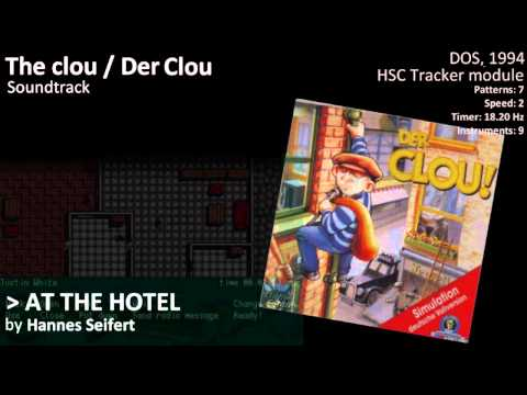 Der Clou / The Clou music - At the Hotel (1994, DOS)