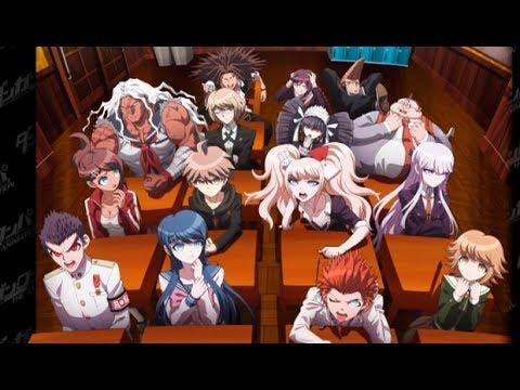 Anime Review feature 2017: Danganronpa The Animation (2013)
